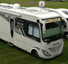 Satellite Dishes for Motorhomes